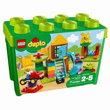 레고 듀플로 놀이터 브릭 박스 (10864)(정품)