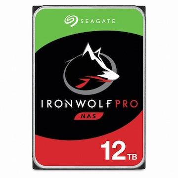 Seagate IronWolf Pro 7200/256M (ST12000NE0008, 12TB)_이미지