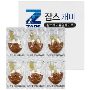 잡스 개미듀얼베이트 6개입(1개)