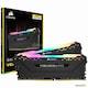CORSAIR  DDR4 16GB PC4-21300 CL16 VENGEANCE PRO RGB BLACK (8Gx2)_이미지