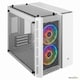 CORSAIR CRYSTAL SERIES 280X RGB 강화유리 (화이트)_이미지