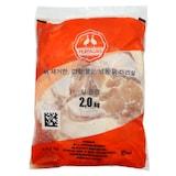 페르디가오 뼈없는 냉동 닭다리살 2kg  (1개)