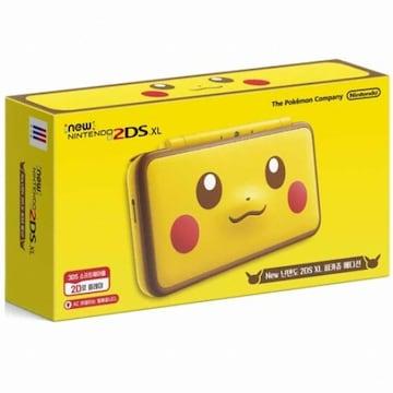 Nintendo 뉴 2DS XL 피카츄에디션