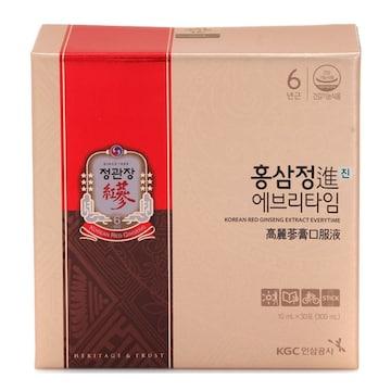 정관장 홍삼정진 에브리타임 10ml 30스틱(1개)