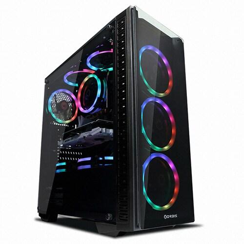 ORBIS  G320 Auto RGB LED 듀얼링 강화유리_이미지