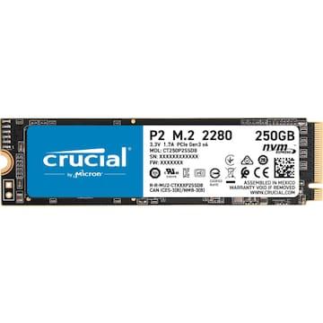 마이크론 Crucial P2 M.2 NVMe 해외구매