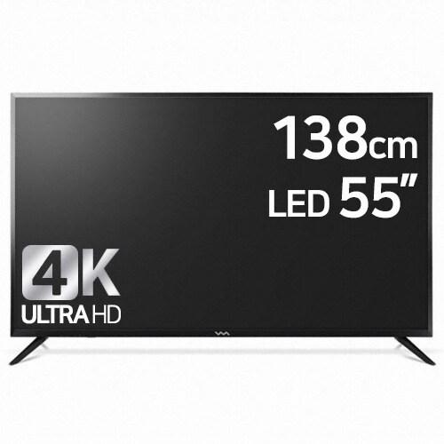 와사비망고 ZEN U550 UHD TV Max (스탠드, 배송)_이미지