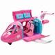 마텔 바비 핑크 비행기 세계여행 세트_이미지
