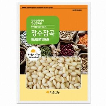 장수양행  장수잡곡 찹쌀현미 2kg (17년 햅쌀) (1개)