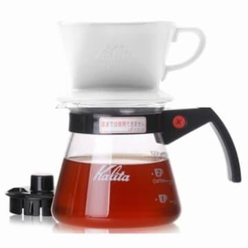 칼리타  도자기 커피 드립세트 101LD (1~2인용)