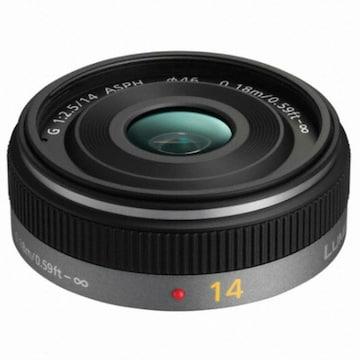 파나소닉 루믹스 G 14mm F2.5 ASPH (정품,벌크)_이미지