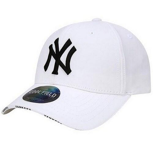 MLB  뉴욕 양키스 쿨필드 베이직 오레오 커브캡 32CPCZ811-50W_이미지