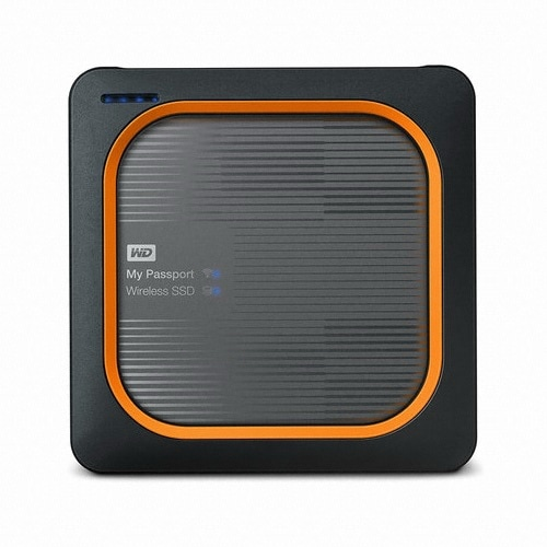 Western Digital WD My Passport Wireless SSD (500GB)_이미지