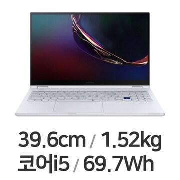 삼성전자 갤럭시북 플렉스 NT950QCT-A58SA (SSD 256GB)_이미지