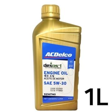 GM 순정 DEXOS1 GEN2 5W30(1L, 1개)