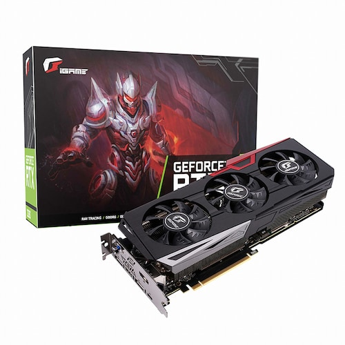 COLORFUL iGAME 지포스 RTX 2070 Ultra D6 8GB_이미지