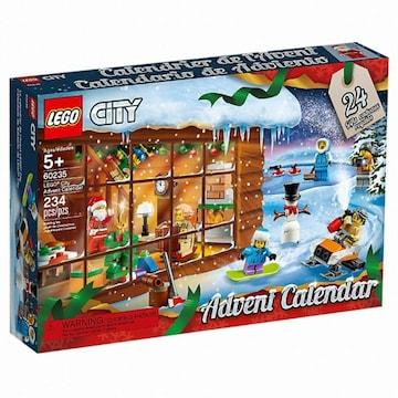 레고  시티 크리스마스 캘린더 (60235) (정품)