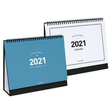 모닝글로리  2021 4500 스탠딩 캘린더 18 대형