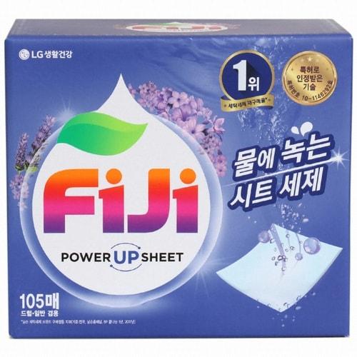피지(FiJi) 파워업시트 105매 (1개)_이미지