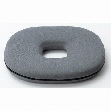 자주(JAJU) 바른자세 메모리폼 사각 도넛방석