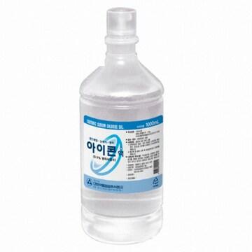 대한약품공업 아이콘액 1000ml(1개)