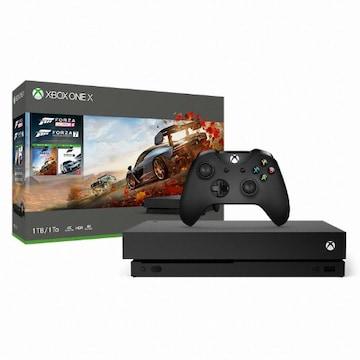 Microsoft  XBOX One X 1TB 게임 번들 (포르자 호라이즌4 번들)
