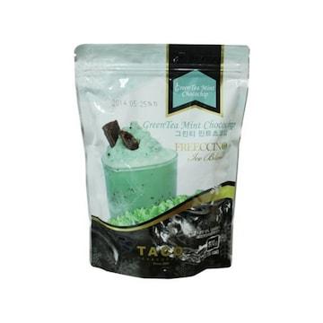 아이에스씨  타코 그린티 민트 초코칩 870g (1개)