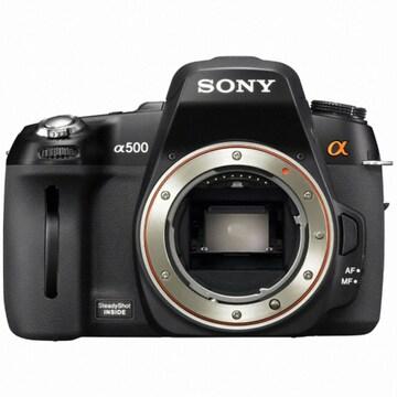 SONY 알파 A500 (렌즈미포함, 중고품)_이미지