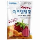 과일먹은 치즈덴탈껌 딸기 100g