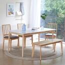 스칸디 로체 세라믹 식탁세트 1600
