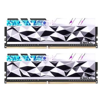 G.SKILL DDR4-4000 CL14 TRIDENT Z ROYAL ELITE 실버 패키지 (32GB(16Gx2))_이미지