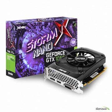 이엠텍 XENON 지포스 GTX1050 Ti STORM X Nano D5 4GB