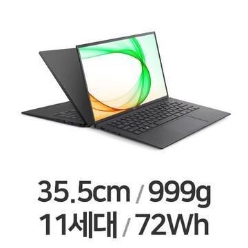 LG전자 2021 그램14 14ZD90P-GX5BK
