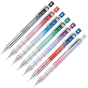 펜텔 그래프 1000 그라데이션 리미티드 7 샤프 0.5mm