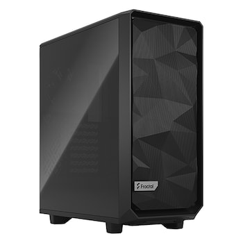 Fractal Design Meshify 2 Compact Dark 강화유리 (Black)
