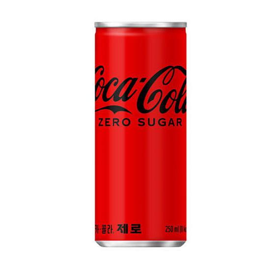 코카콜라음료 코카콜라 제로 250ml (30개)