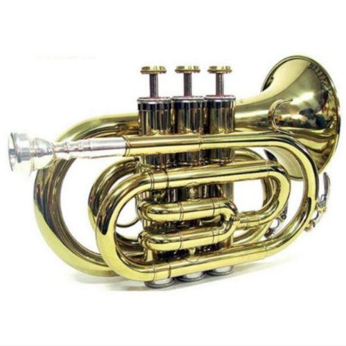 멜로톤 미니(포켓) 트럼펫 HM600