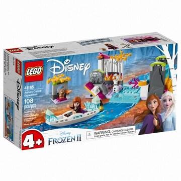 레고 디즈니 겨울왕국2 안나의 카누 탐험 (41165)(정품)