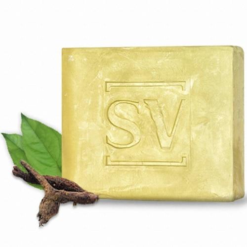 스킨베지테리언 순식물성 주름&보습 피부용 감초 비누 (100g)_이미지