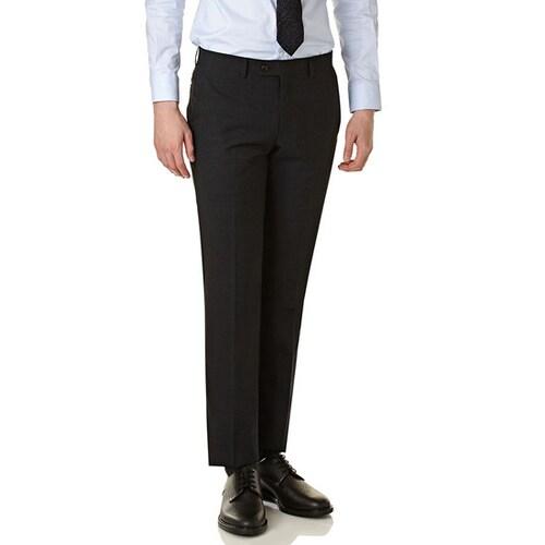 코오롱인더스트리 커스텀멜로우 grey glen check suit pants CWFCM16588GYD_이미지