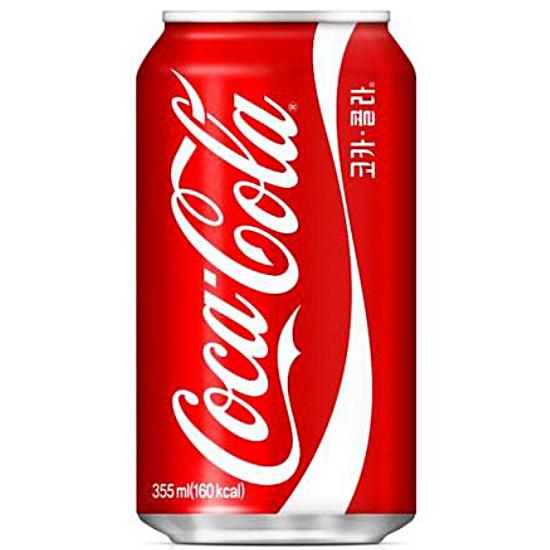 코카콜라음료 코카콜라 355ml (12개)