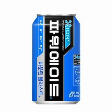코카콜라음료 파워에이드 마운틴 블라스트 355ml(24개)