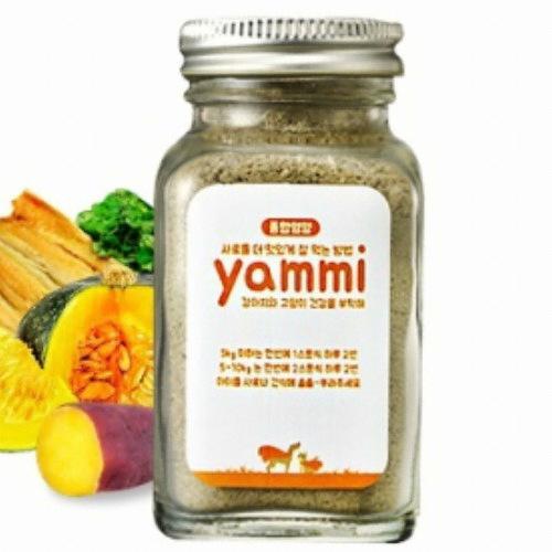 얌미 종합비타민 영양파우더 60g(1개)