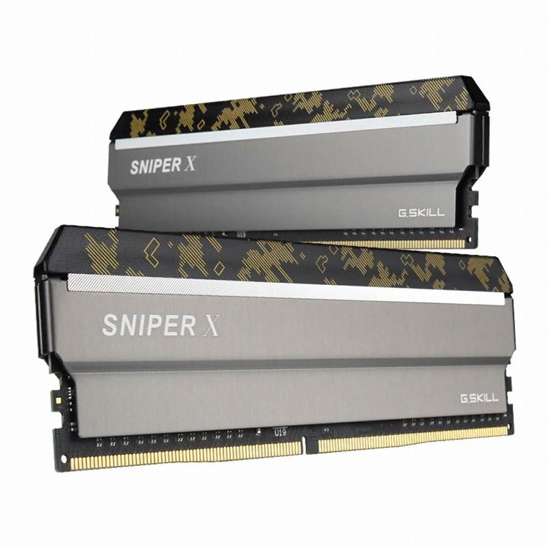 G.SKILL DDR4 16G PC4-24000 CL16 SNIPER X SXK (8Gx2)