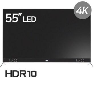 더함 우버  U553UHD SMART HDR 크롬캐스트 (스탠드)_이미지