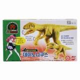 손오공  공룡메카드 더블피규어세트 데이노니쿠스_이미지