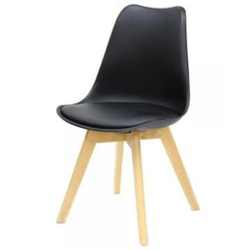 가구느낌  파인 인테리어 의자