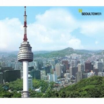 N서울타워 전망대 입장권 + N버거 핫도그 패키지 이용권 (서울)(대인)