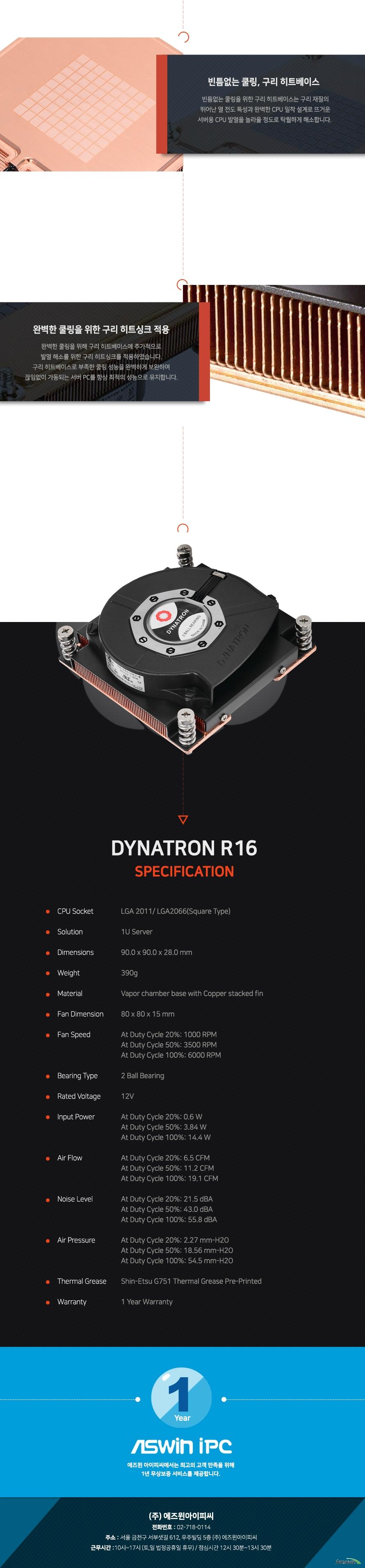 DYNATRON R16