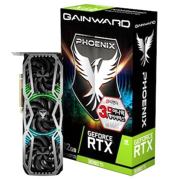 GAINWARD 지포스 RTX 3080 Ti 피닉스 D6X 12GB_이미지